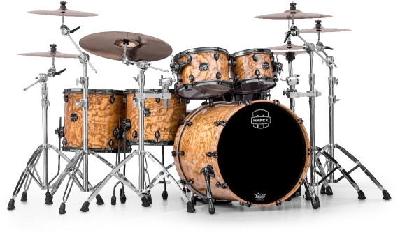 Mapex Saturn IV MH Exotic 5 Piece Drum Set Shell Pack List 299900 If You Were Thinking About A New Kit